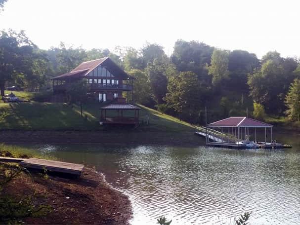 Douglas Lake Cabins Vacation Lakefront Cabin Smoky Mountain